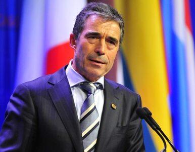 Rasmussen: Rosja traktuje NATO jak wroga. Musimy się przygotować