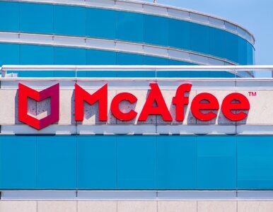 McAfee planuje przejęcie największego konkurenta. Mowa o dziesiątkach...