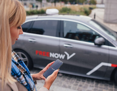 Darmowe taksówki dla medyków. Do Ubera dołącza Free Now i przebija ofetę