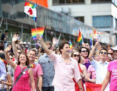 Premier wziął udział w paradzie środowisk LGBT