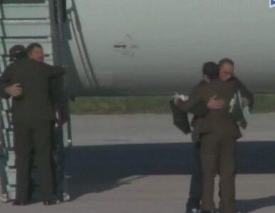 Kubańscy szpiedzy wypuszczeni przez USA powitani w Hawanie