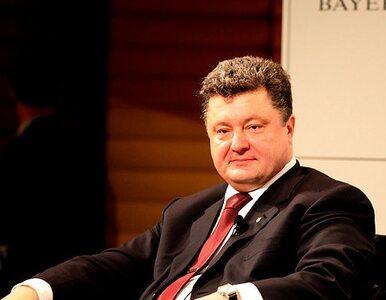 Poroszenko przedłuży zawieszenie broni?
