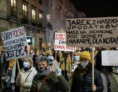 Strajk Kobiet na zdjęciach i nagraniach. Tłumy w stolicy!