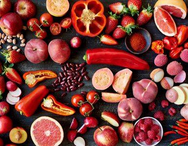 Korzyści zdrowotne płynące ze spożywania czerwonej żywności