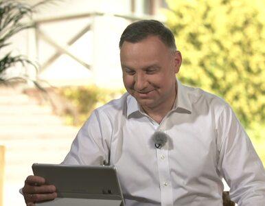 """Andrzej Duda odpowiedział na pytanie o delegalizację K-Popu. """"Jest dla..."""