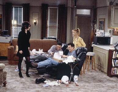 """""""Przyjaciele"""" – quiz z serialu. Ile pamiętacie z randki Rachel i Rossa?"""