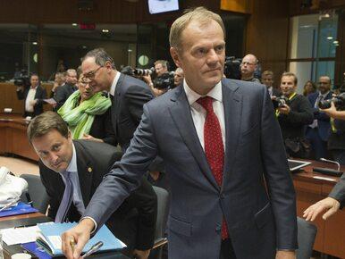Tusk: Obecny rząd traktuje mnie jako wroga publicznego numer jeden
