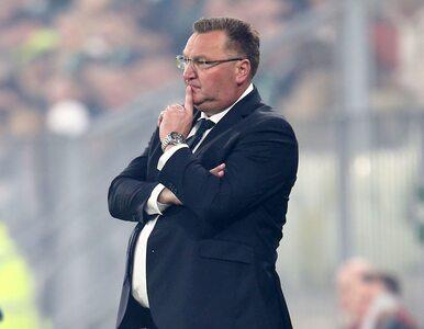 Znamy wyjściowy skład Legii Warszawa na mecz z Napoli. Michniewicz...