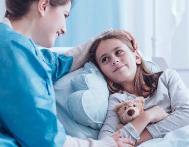 Jest raport o dziecięcych szpitalach. Do poprawy posiłki i infrastruktura