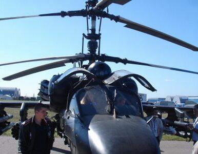 Rosjanie testowali nowy śmigłowiec nad miastem? Katastrofa lotnicza w...