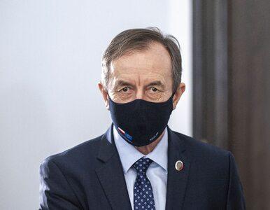 TVP krytykowała Grodzkiego za czas emisji orędzia. Senat ripostuje:...