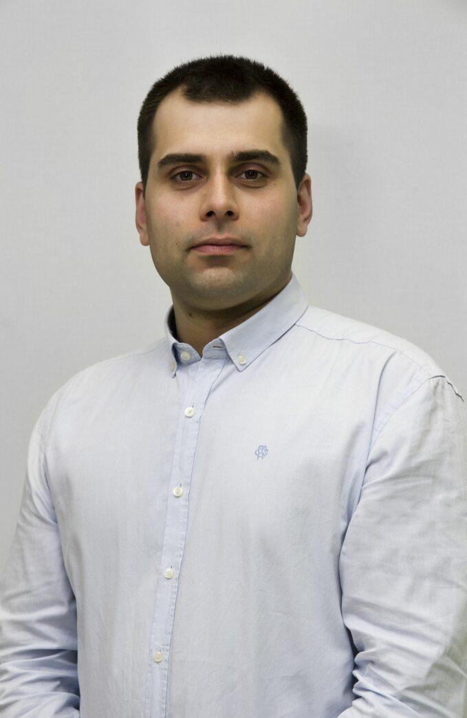Doktor Paweł Adamczyk