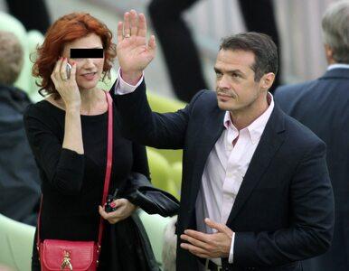 Żona Sławomira Nowaka usłyszała zarzuty. Miała pomagać w ukrywaniu...