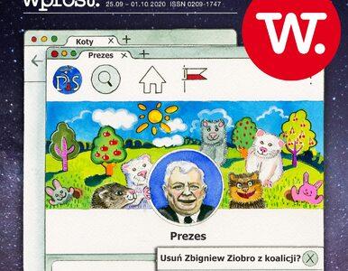 Plan Kaczyńskiego, spisek Szydło, milioner z zarzutami. Co w nowym Wprost?