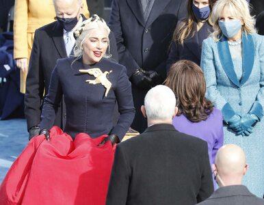 Lady Gaga na zaprzysiężeniu Bidena jak Katniss Everdeen? Internauci...