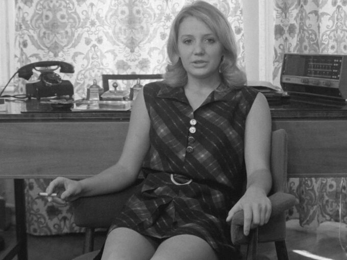 "Kadr filmu ""Konsul"" iinni (1970)"