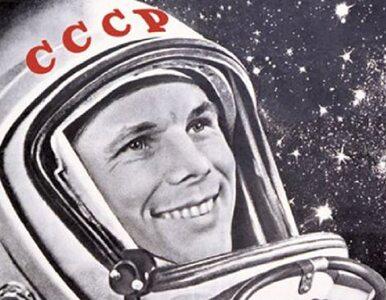Jurij Gagarin 60 lat temu jako pierwszy poleciał w kosmos. Kilka lat...