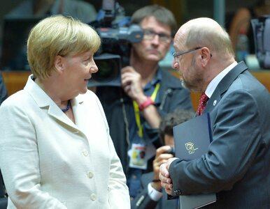Sondaż poparcia dla partii. Szykuje się zacięty pojedynek między Merkel...