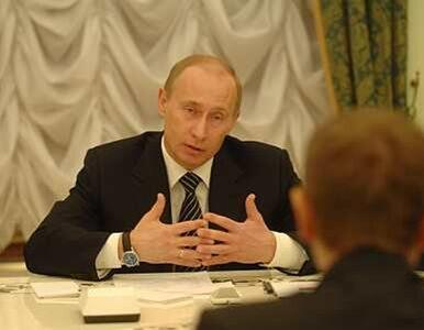 Putin: nie będę rozmawiał z opozycją. Nie ma z kim rozmawiać