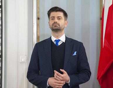 Krzysztof Śmiszek zapowiada projekt ws. aborcji do 12 tygodnia ciąży