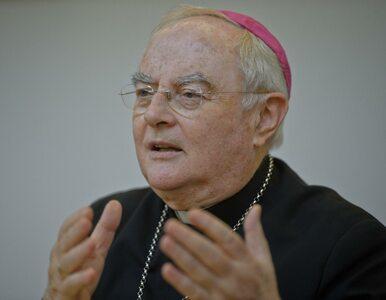 Arcybiskup Henryk Hoser trafił do szpitala