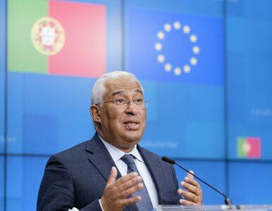 Portugalia poparła weto Polski i Węgier do budżetu UE? Premier Costa...