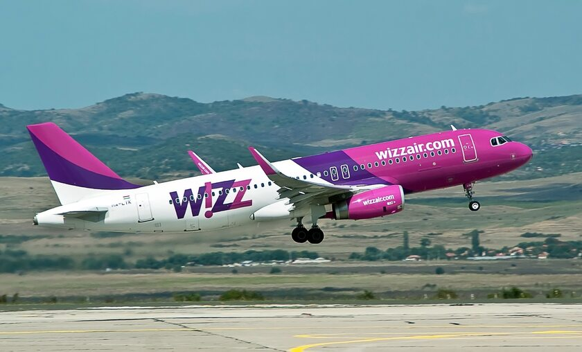 Airbus A320 Wizz Air