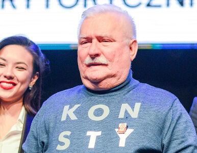 Cenckiewicz: Bezpieka szantażowała Lecha Wałęsę