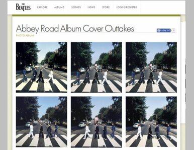 Beatlesi znów na pasach Abbey Road