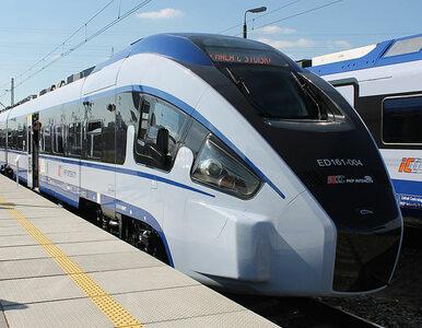 Nowy rozkład jazdy pociągów PKP. Będzie kilkanaście nowych połączeń