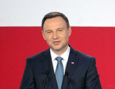 Andrzej Duda wystąpił z PiS