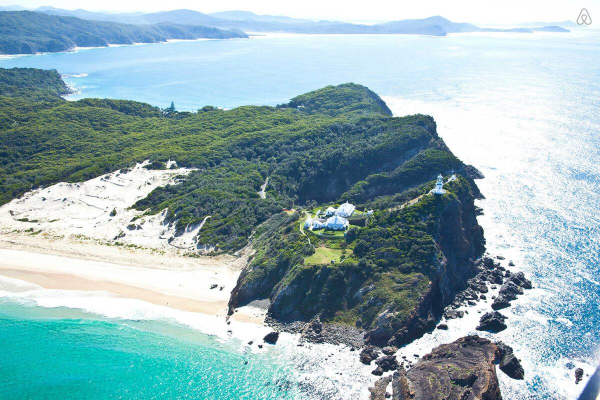 Sugarloaf Point, Australia, od 7524$/noc