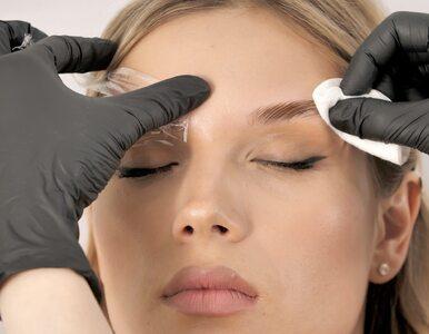 Laminacja brwi – hit wśród zabiegów kosmetycznych. Na czym to polega?