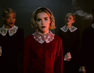 """Netflix zaliczył wpadkę w Irlandii Płn. """"Chilling Adventures of Sabrina""""..."""
