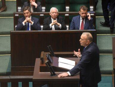 Czarzasty ujawnia: Schetyna z Kaczyńskim rozmawiają o podwyższeniu progu...