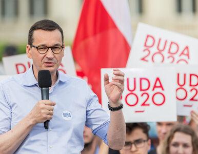 """Morawiecki chce powołać fundusz patriotyczny. """"Nie chcemy powrotu..."""