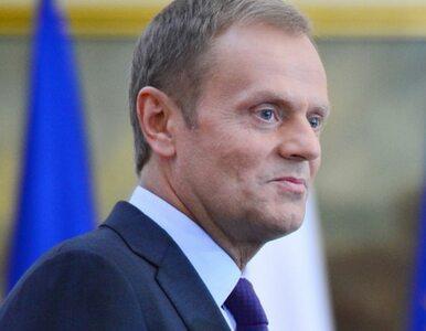 Tusk: to będzie symbol siły Polski