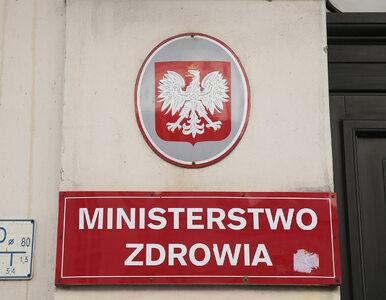 """Ministerstwo Zdrowia reaguje na tekst """"Wprost"""". Odpowiadamy"""