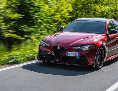 Alfa Romeo Giulia GTA. 540 KM i 3,6 sekundy do setki
