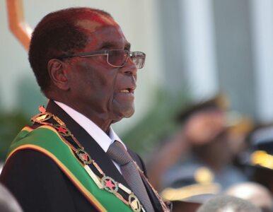 Robert Mugabe nie żyje. Były prezydent Zimbabwe zmarł w Singapurze