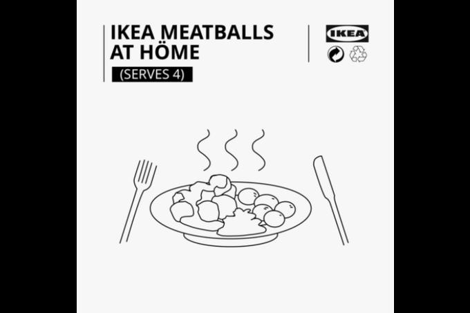 Przepis naklopsiki Ikei