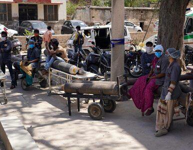 Dramatyczna sytuacja w Indiach. Ponad 25 mln osób zakażonych koronawirusem
