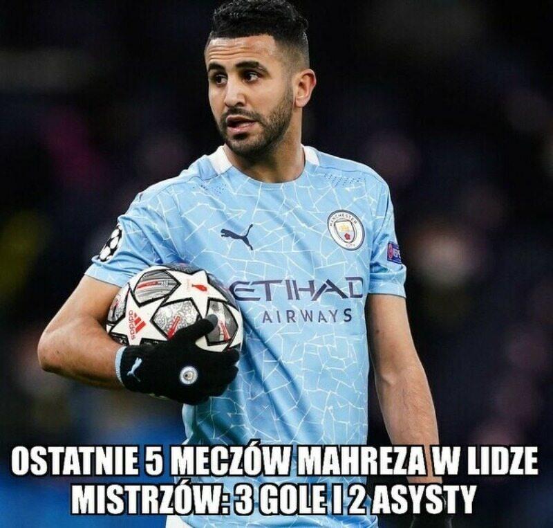 Mem po meczu Manchesteru City z PSG