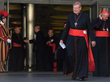 Bliski współpracownik papieża oskarżony o wielokrotne molestowanie...