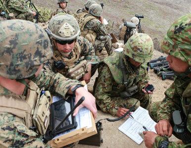Amerykańskie wojsko przeprowadziło nalot w Syrii. To pierwsza taka...