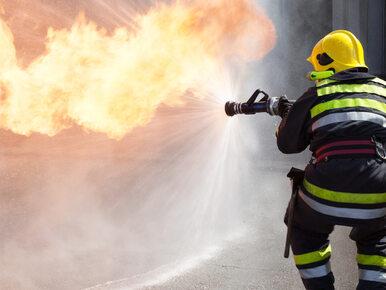 Białystok: Tragiczna śmierć strażaków podczas akcji gaśniczej