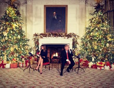 Trump zepsuł święta? Tego pytania nie powinien zadać 7-latkowi