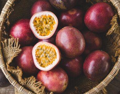 Marakuja – owoc, który obniża ciśnienie krwi i działa... nasennie