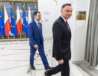 """Duda nazwany """"debilem"""". Rzecznik prezydenta: Nie było wniosku Andrzeja..."""