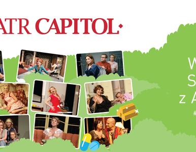 Wiosenne spotkania z aktorami w Teatrze Capitol